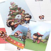 Postcards & Prints